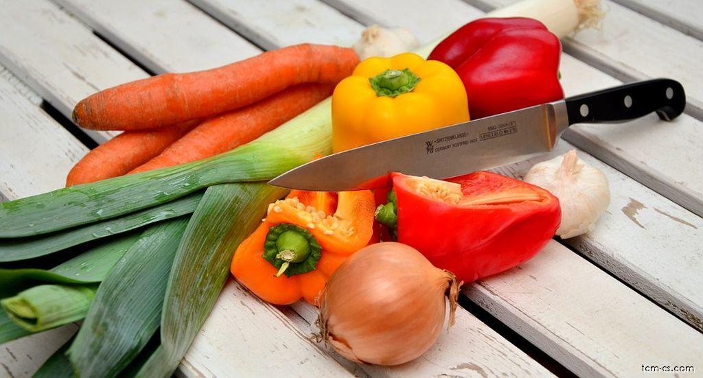 Chemie v potravinách - zelenina