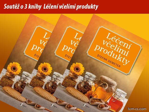 Léčení včelími produkty - soutěž