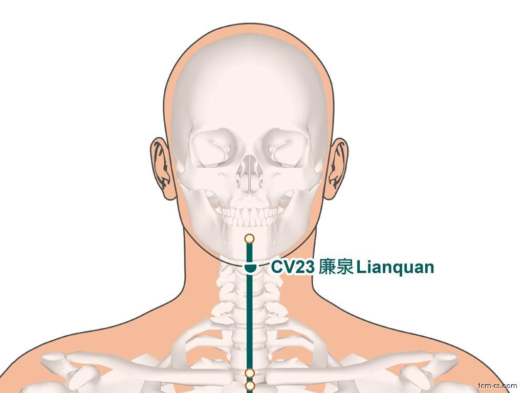CV23 - lien-čchüan (Lianquan)