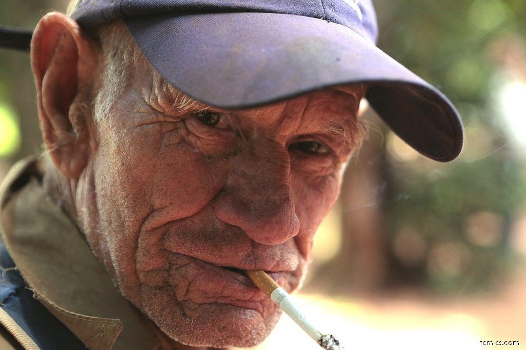 Tabák - kouření tabáku