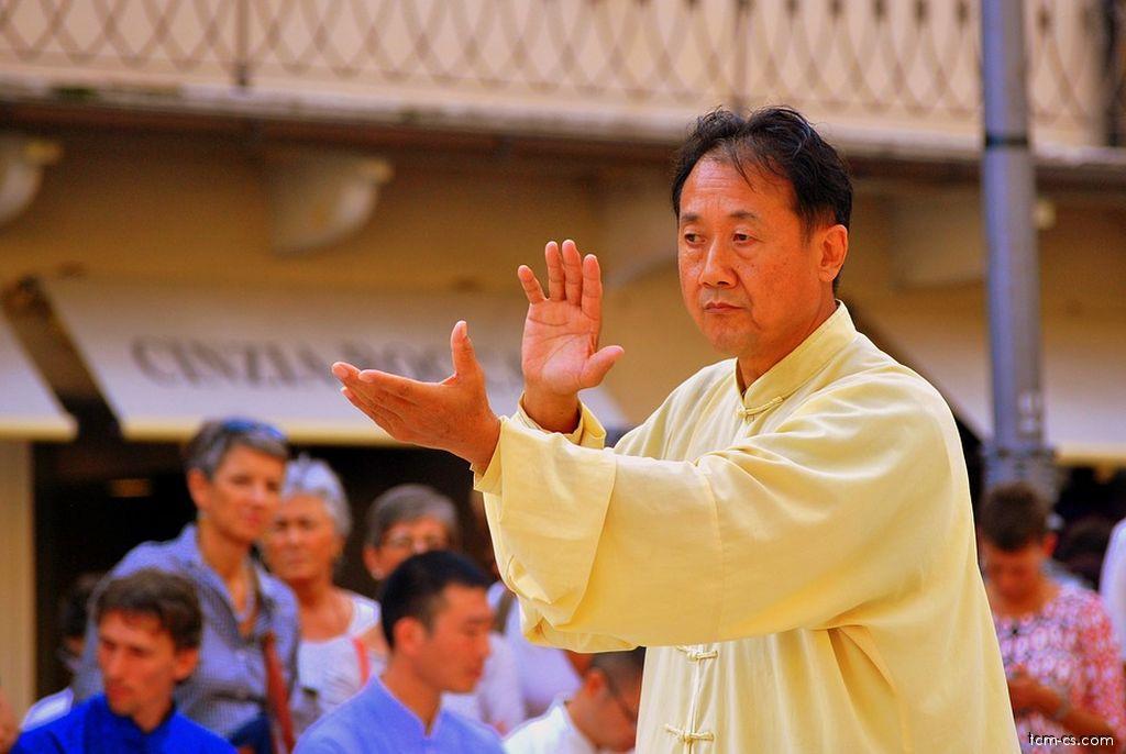 Čchi-kung, energetické cvičení (Qigong)